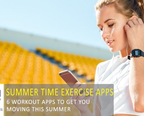 6 Alternative Home Workout Apps to Get You Moving This Summer