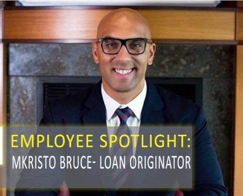 Guild Mortgage Tacoma Employee Spotlight - Mkristo Bruce