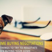 12 Things Besides Cost to Negotiate When Buying a House