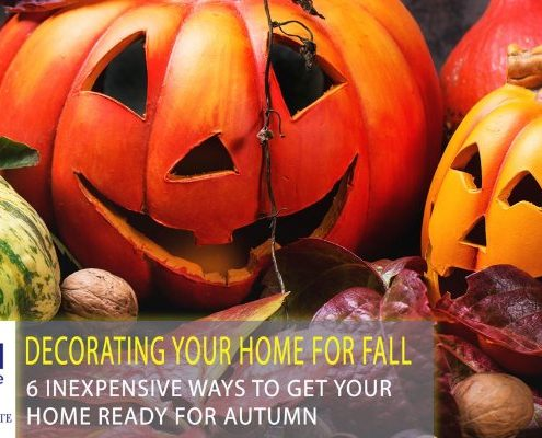 6 Inexpensive Fall Decoration Ideas