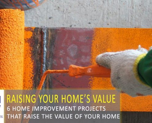 Home Improvement Projects that Can Increase Home Value