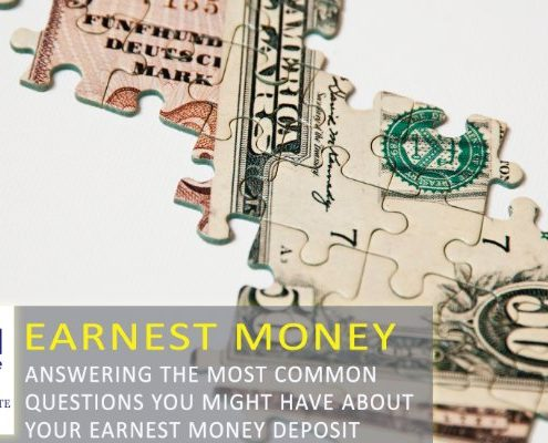 Answering Common Questions About Earnest Money