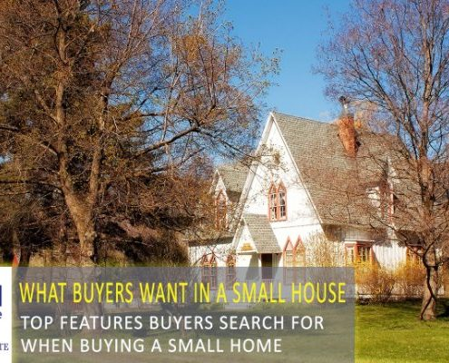 What Buyers Want in a Small Home