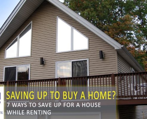 How to Save to Buy a Home While Renting