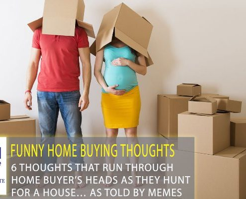 6 Thoughts That Run Through Home Buyer's Heads