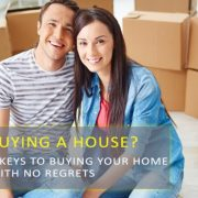buying a new home with no regrets