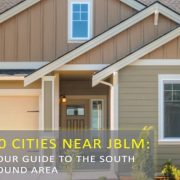 10 Cities Near JBLM