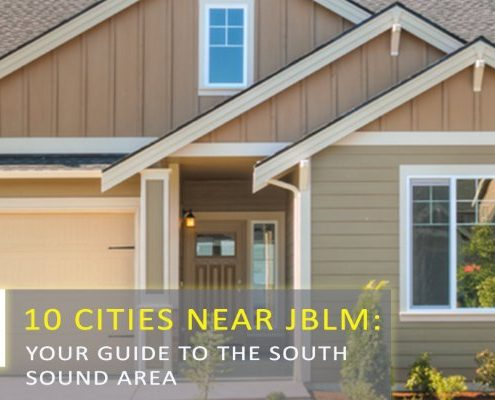 10 Cities Near JBLM
