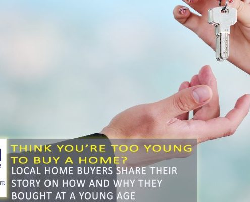 Hey Millennials - Think You're Too Young to Buy a Home?