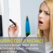 6 Common Home Buyer Mistakes