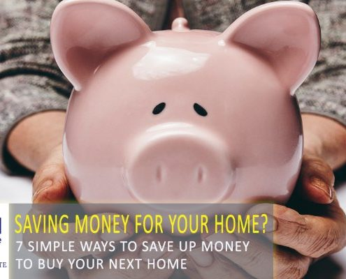 7 Simple Ways to Save For a Home Down Payment