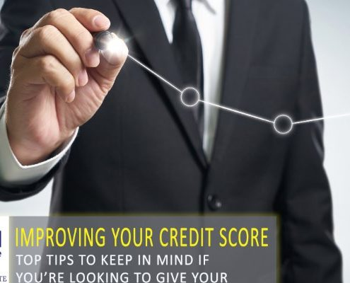 5 Ways to improve your credit score before buying or refinancing