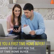 A First Time Home Buyer Checklist