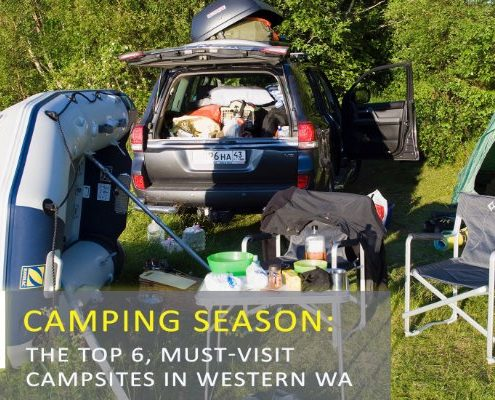 The Top 6 Must-Visit Campgrounds in Western Washington