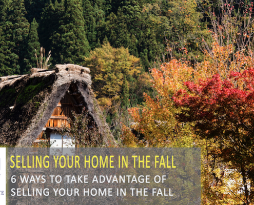 Sell Your House This Fall for More Money