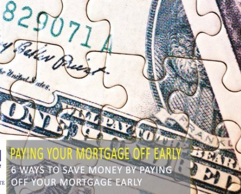 6 Ways to Save Big by Paying Off Your Mortgage Early