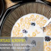 6 Common Home Loan Mortgage Abbreviations - Guild Mortgage Tacoma