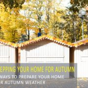 7 Fall Home Maintenance Tasks for Home Owners