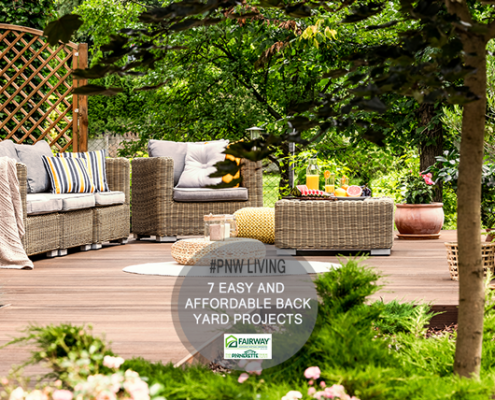 7 Inexpensive Ways to Spruce Up Your Backyard