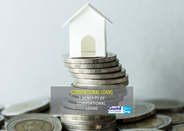 benefits of conventional loans