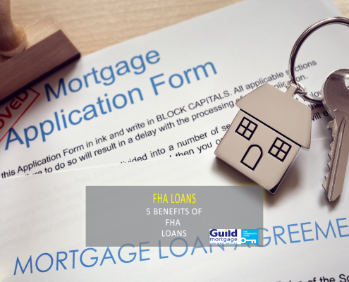 benefits of fha loans