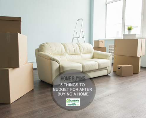 5 Things to Budget For After Buying a Home