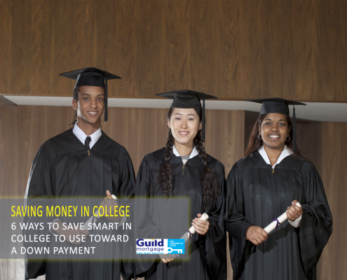 save money in college grads