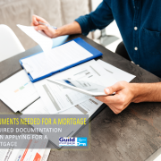 documents needed when applying for a mortgage