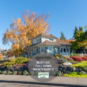 7 Fall Home Maintenance Musts