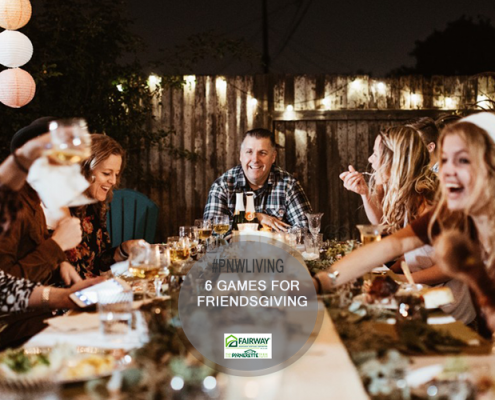 6 Games to Play at Friendsgiving