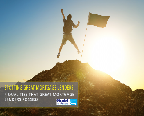 high caliber, great mortgage lender