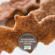 Food ideas for Halloween parties