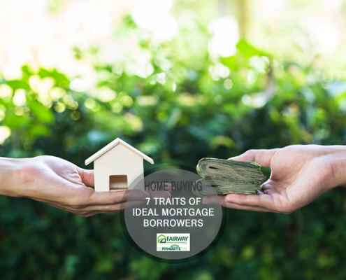 Characteristics of the Ideal Mortgage Borrower
