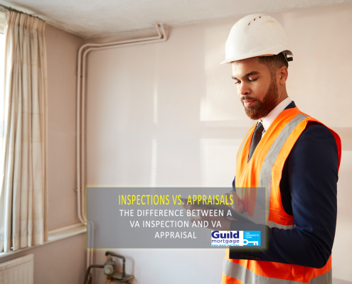 Differences Between a VA Home Inspection and VA Home Appraisal