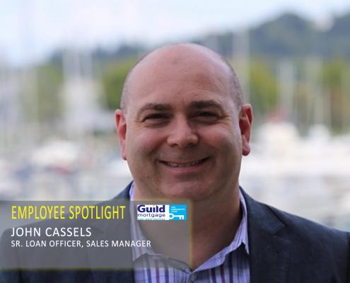 Guild Mortgage Tacoma Employee Spotlight - John Cassels