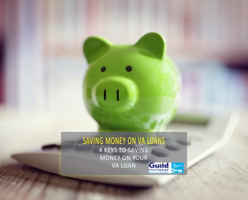 saving money on your va loan