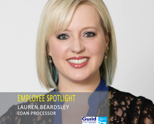 Lauren Beardsley - Guild Mortgage Tacoma Fornerette Team