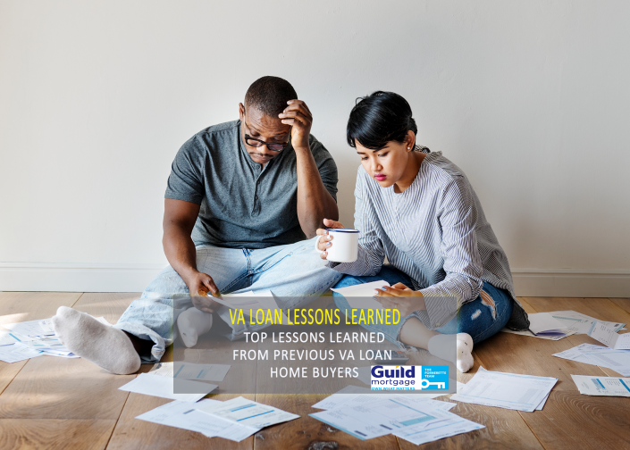 lessons learned about va loans