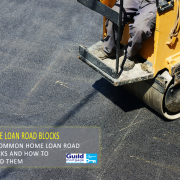 home loan road blocks to closing your mortgage