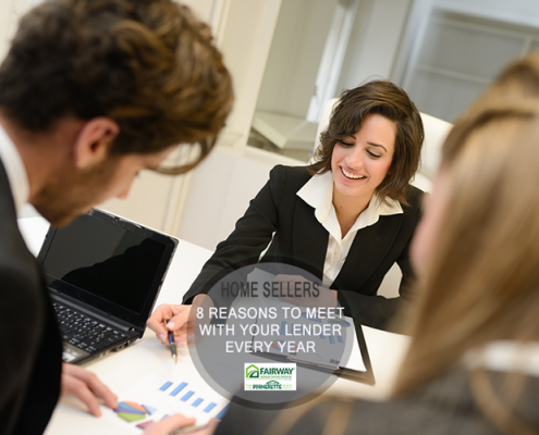 Reasons To Meet With Your Mortgage Lender Every Year