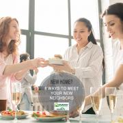 8 Ways to Meet Your New Neighbors
