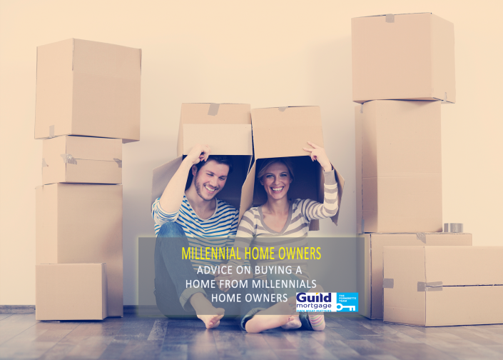 Home Buying Tips from Millennial Home Owners