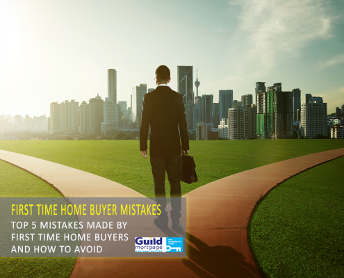 mistakes made by home buyers