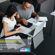 common mortgage myths about home loans