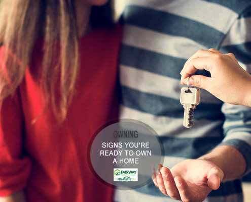 Signs You're Ready to Own a Home