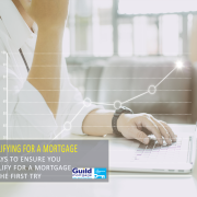 qualify for a mortgage on the first try