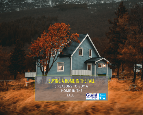 reasons to buy a home in the fall