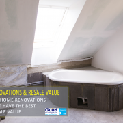 Renovations resale value