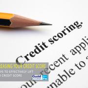 ways to increase credit score
