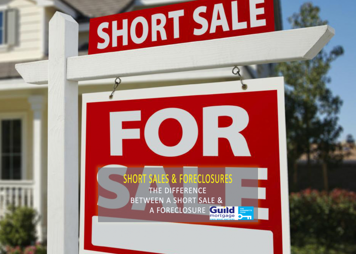 Difference Between a Short Sale and a Foreclosure